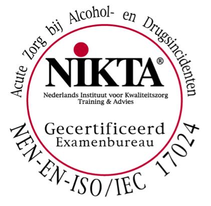 Gevorderd 1e hulpverlener worden? - Acute Zorg bij Alcohol en Drugs Incidenten